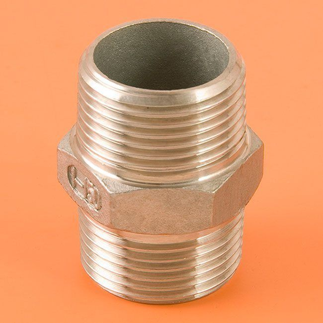 S K S  | Siersema Komponenten Service BSP Thread Fittings (Cast